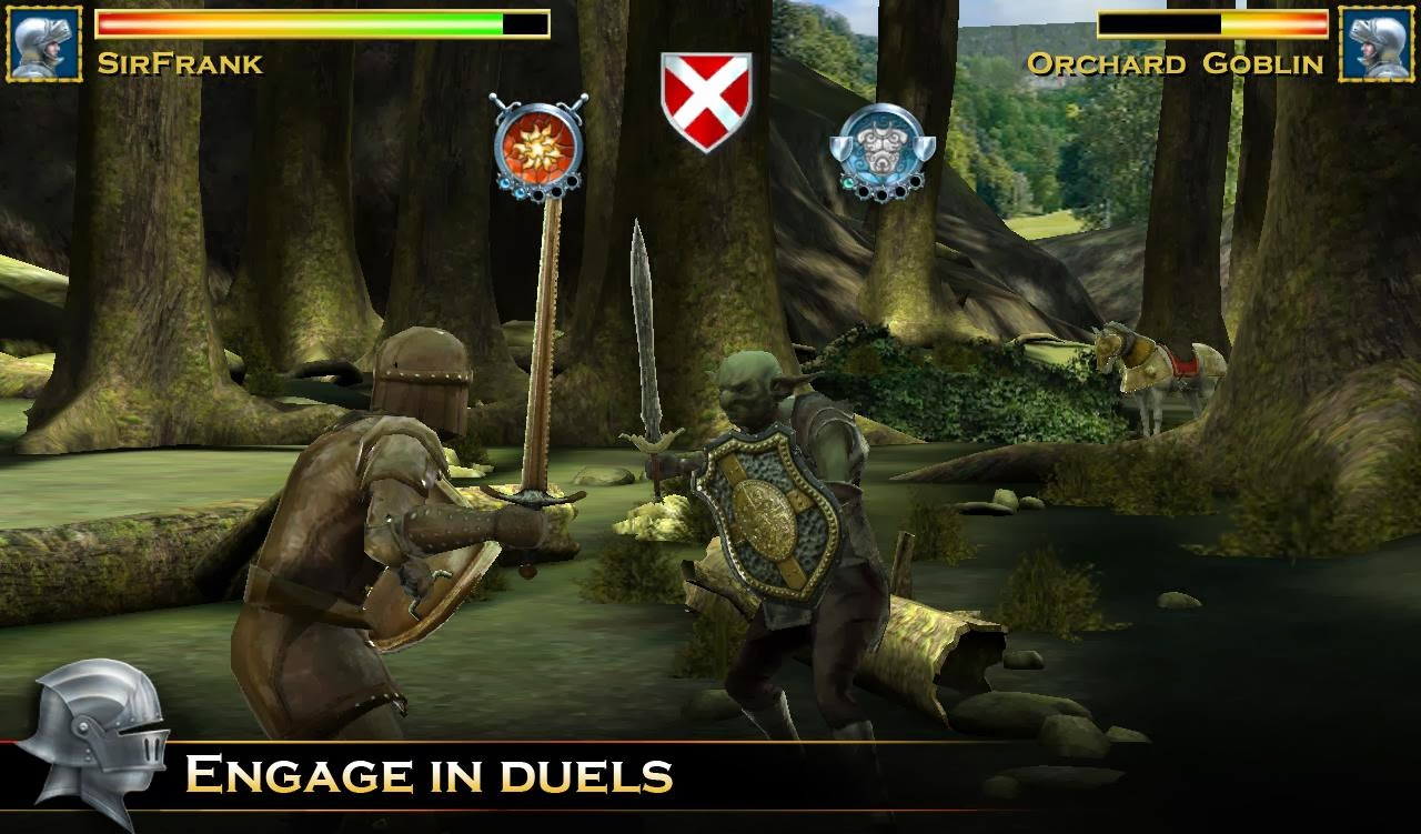 Knight Storm apk game