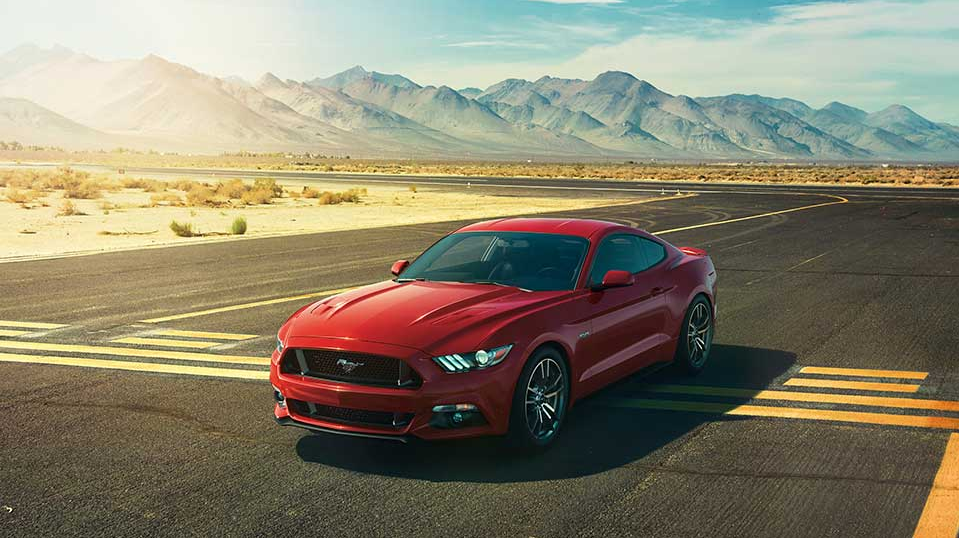 2015 Ford Mustang Earns NHTSA Top Safety Rating