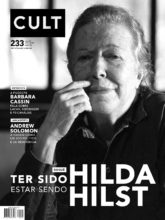 Revista Cult -  abril de 2018