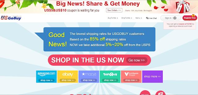 Cara Mudah Belanja Online Di USA