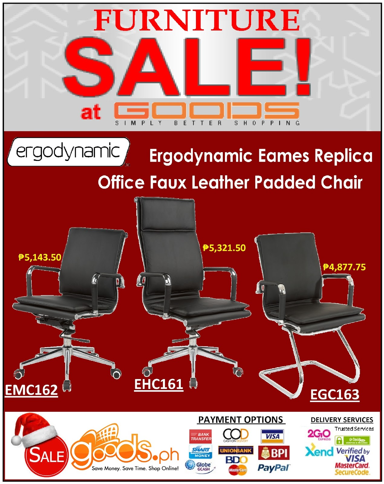 aluminum chairs for sale philippines. office furniture faux leather padded chair sale at goods.ph early christmas promo aluminum chairs for philippines n