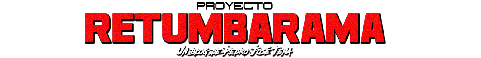Proyecto Retumbarama