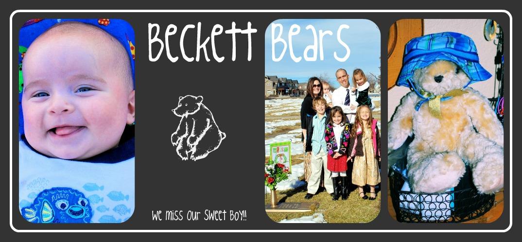 BECKETT BEARS
