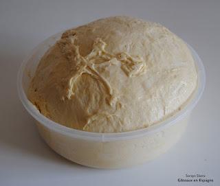 pate a beignets recette facile maison levure fraiche donuts sucres