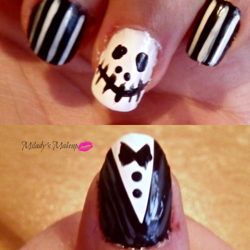La manicura de la semana *Especial Halloween 2* | **Milady Make Up**