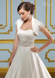 vestido de noiva com bolero