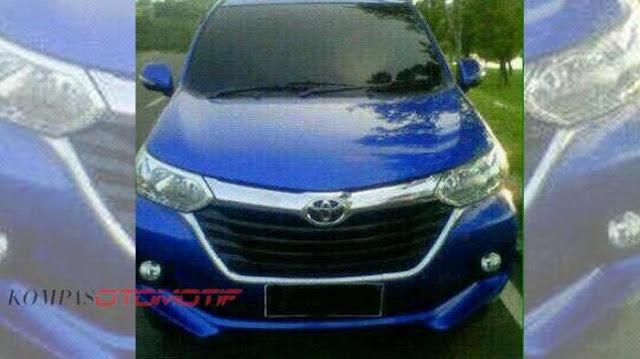 Harga Terbaru Toyota Avanza Facelift 2015