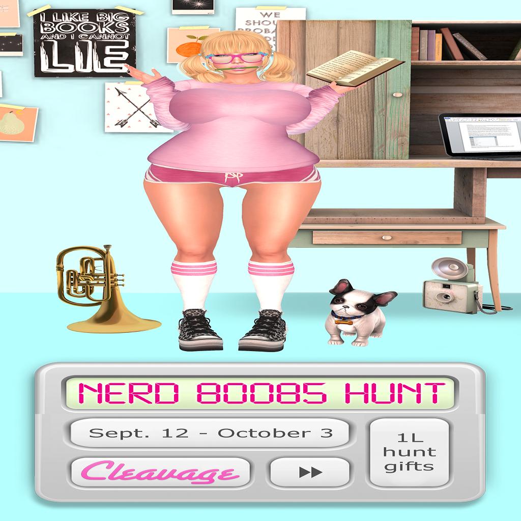 Nerd Boobs Hunt