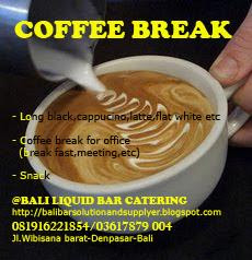 COFFE BREAK SERVICE