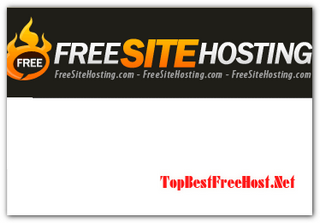 FreeSiteHosting Free Hosting 500MB Diskspace 5G Bandwidth