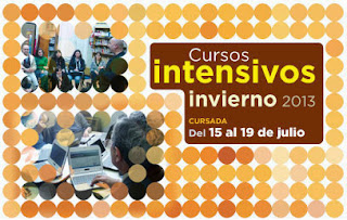cursos intensivos 2012