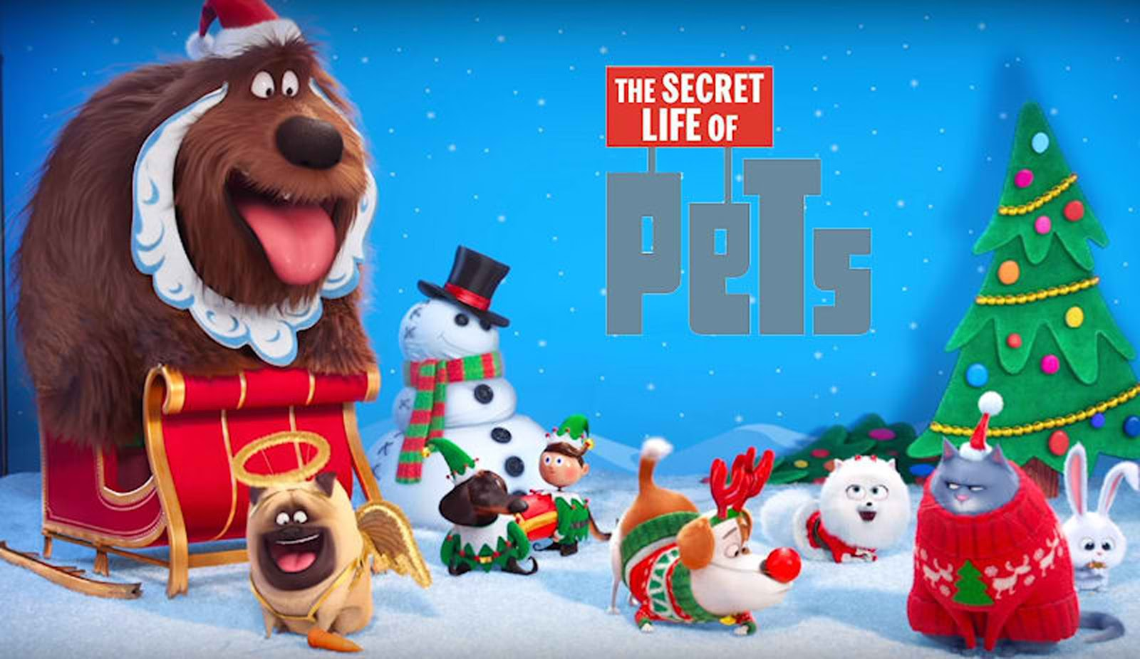 the secret life of pets 2016   free streaming full movie