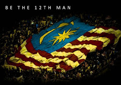 Be the 12th Man !