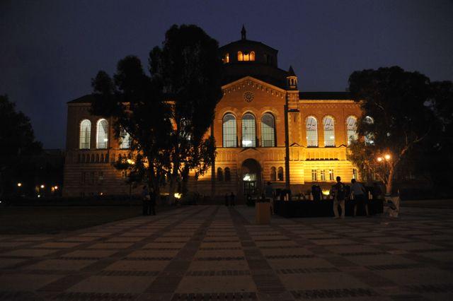 ucla campus at night - photo #4