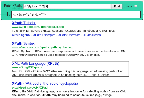 xml - Using XPATH to search text containing   - Stack ...