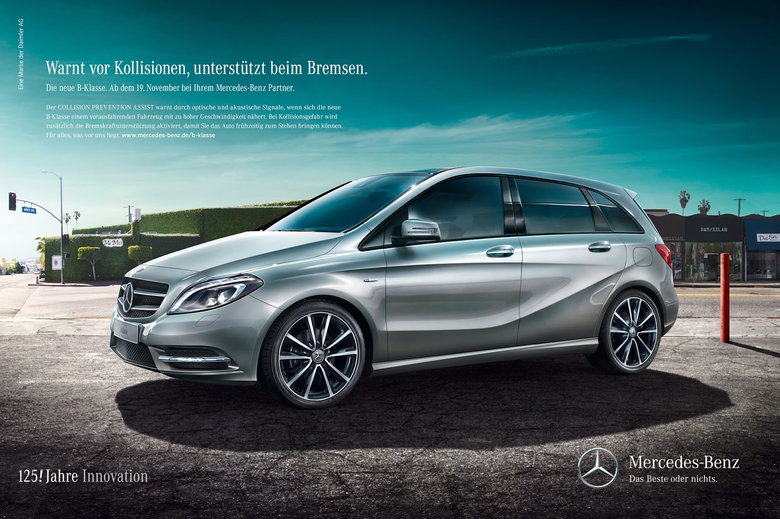 Werbung Mercedes Benz Musik