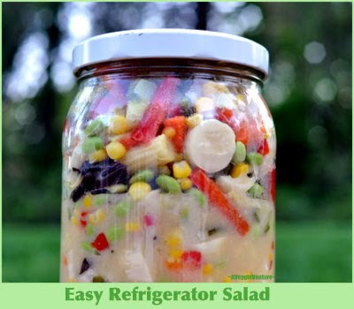 Easy Refrigerator Salad