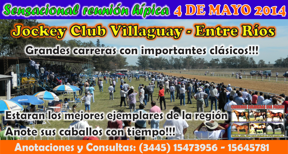 VILLAGUAY - REUNION 04.05.2014