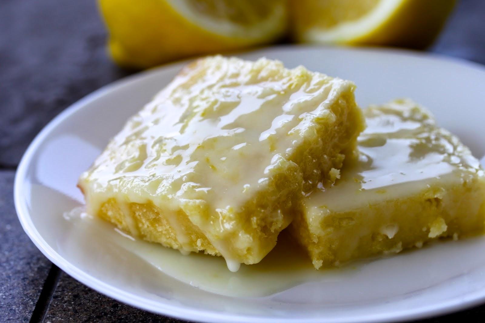Resep Makanan Kue Brownies Rasa Lemon