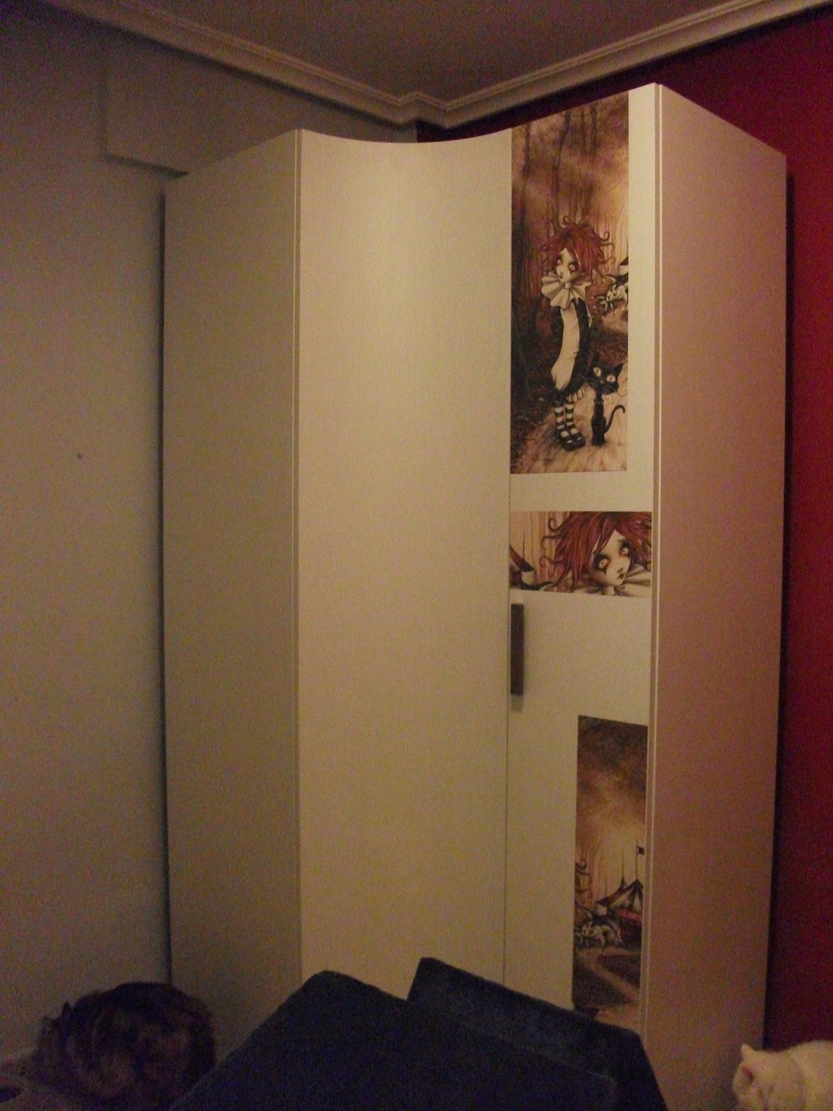 Muebles ros rebeca portillo la ganadora del concurso for Muebles portillo armarios