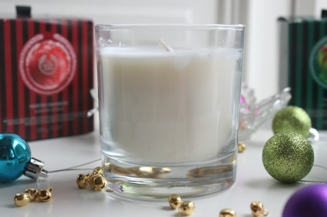 The Body Shop Festive Candles