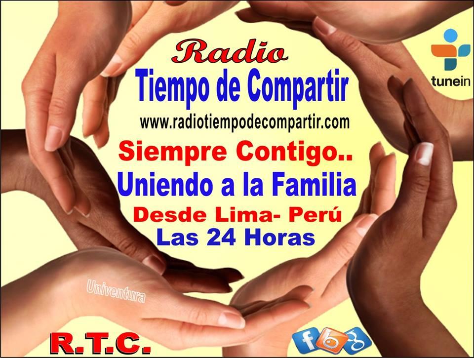 RADIO TIEMPO DE COMPARTIR