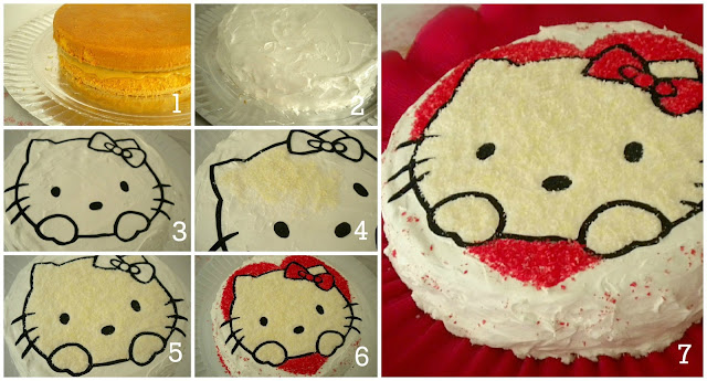 Decoração de bolos com personagens