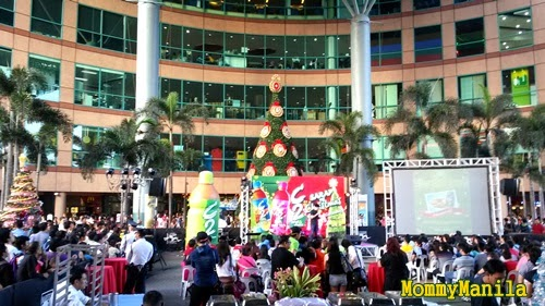 "C2 ""Sarap Ng Christmas"" Tree-Making Contest"
