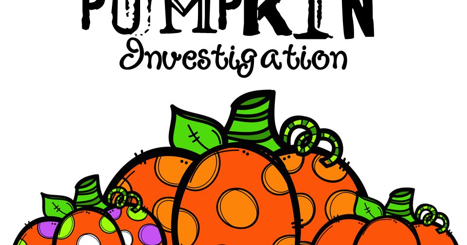 Blog hoppin pumpkin investigation