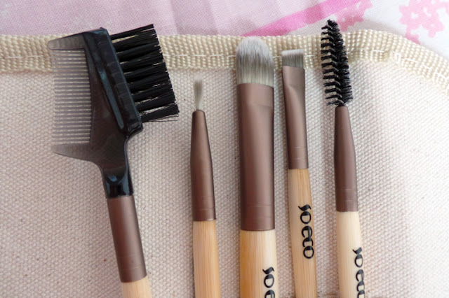 So Eco Eye Brush Kit Review