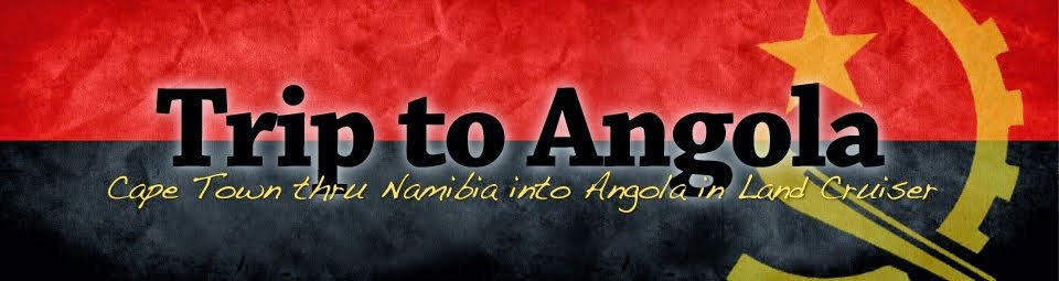 Trip to Angola