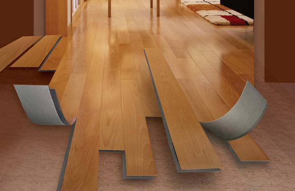 Easy home nuevos pisos vinilicos simil flotantes for Pisos vinilicos autoadhesivos