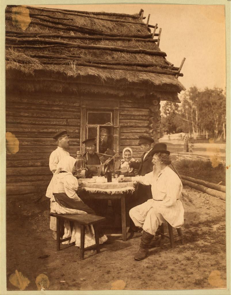 Русская села на лицо 16 фотография
