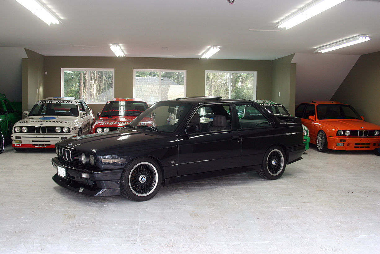 Super Rare 1988 BMW M3 EVO II E30 For Sale In Canada!