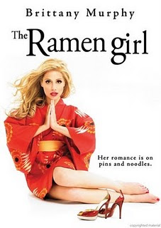 The Ramen Girl, the movie.