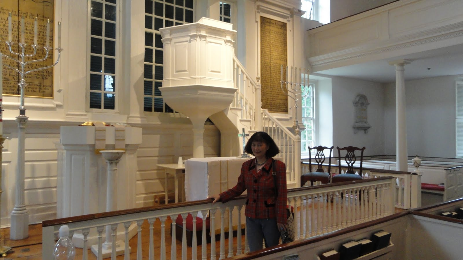 Dr. Tsai\'s blog: Singing the Battle Hymn of the Republic at Christ ...