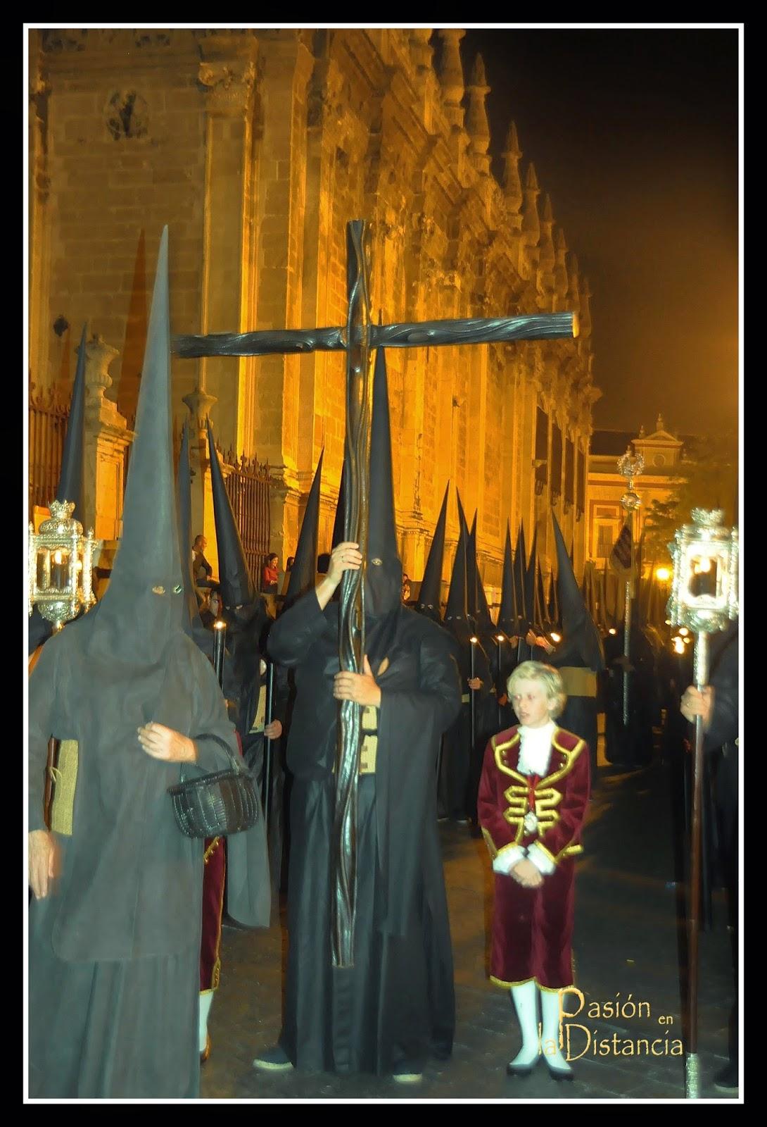 Cruz de Guía Hermandad del Calvario Sevilla 2014