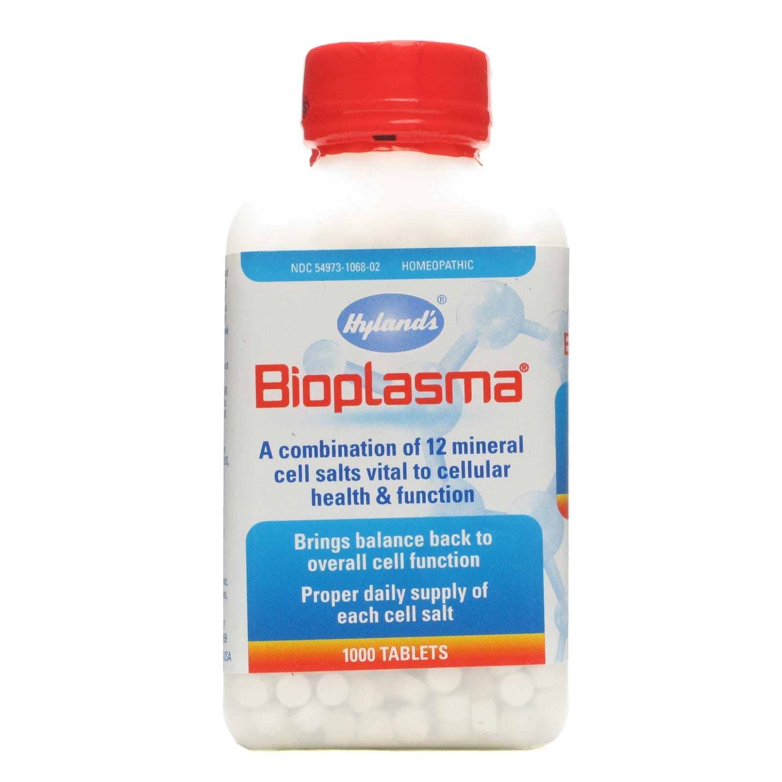 What Is Bioplasma Cell Salts Tissue Salts