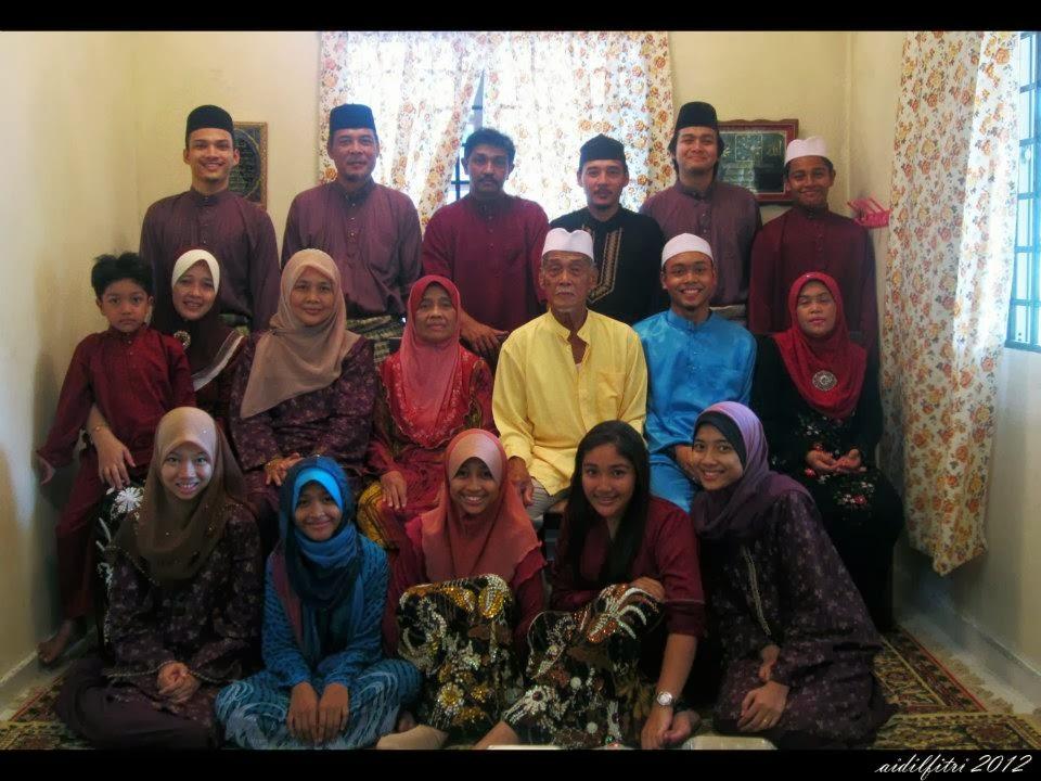 Keluarga Wak Jamil