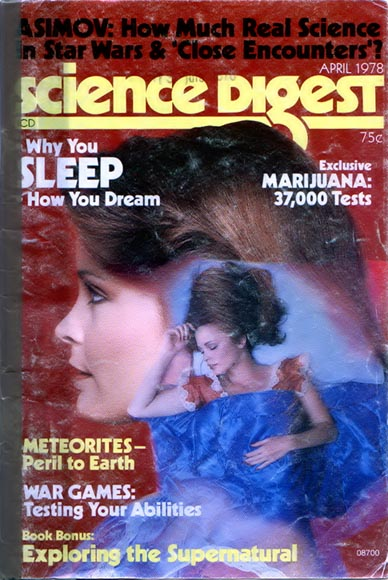 Science Digest Cover of April 1978