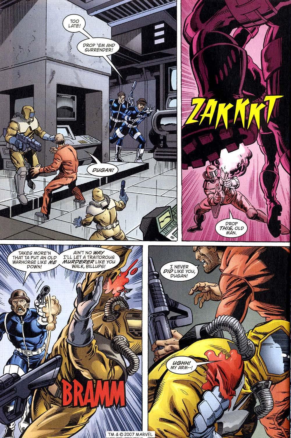Captain America (1998) Issue #40 #47 - English 18