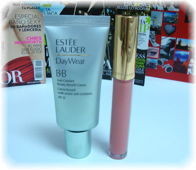 BB Cream Gloss Simple Pink Estee Lauder