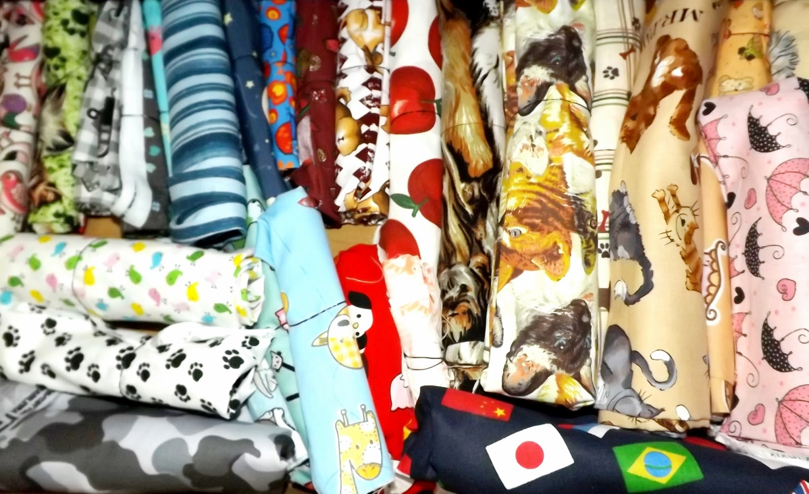 tecidos estampados balaio de tigre tricoline algodão
