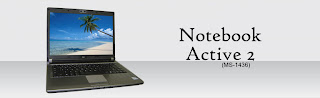 Drivers Notebook Active 2 MS-1436