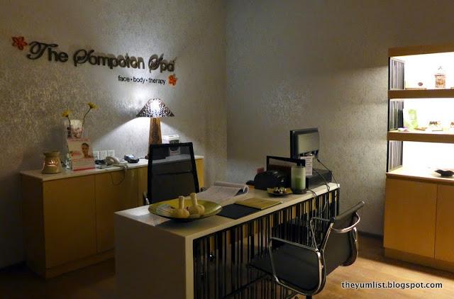 Sompton Spa, Fraser Residence, Kuala Lumpur