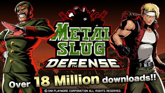 Download Metal Slug Defense 1.15.1 APK Full 3