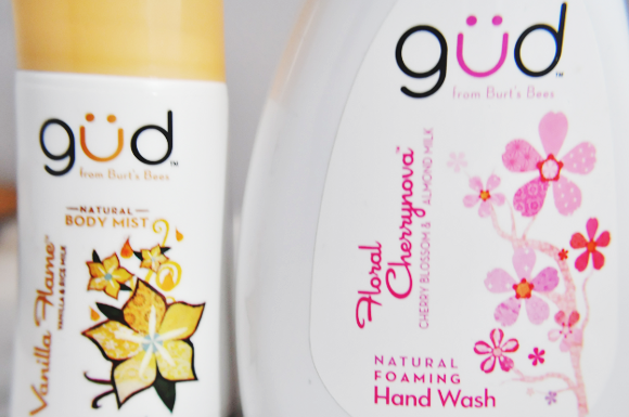gud by burts bees