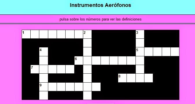 http://mariajesuscamino.cantabriamusical.com/crucigramas/aerofonos/
