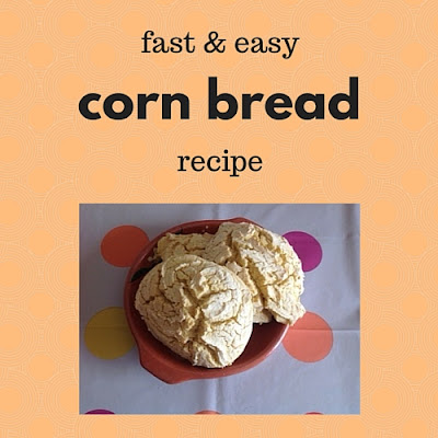 fast and easy cornbread recipe