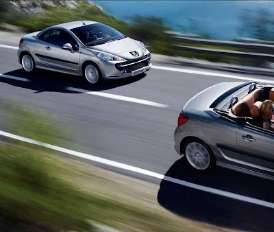 Peugeot 207 images